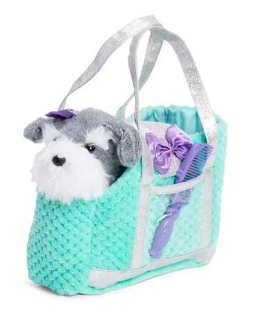 Cloudberry Castle Gosedjur Hund I Väska